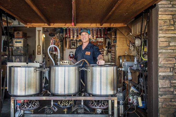 Produção de cerveja caseira