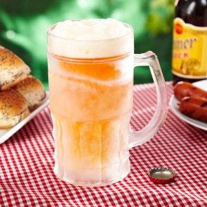 Copo congelado: menor percepção dos aromas e sabores da cerveja