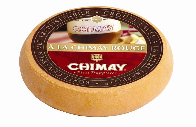 Queijo produzido pela Scourmont Abbey, da Chimay